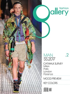 cover of Fashion Gallery Man