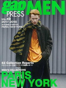 Cover of Gap Press Collections Men