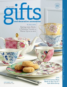 cover of Gift & Decorative Accessories