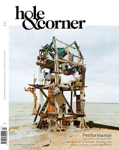 cover of Hole & Corner