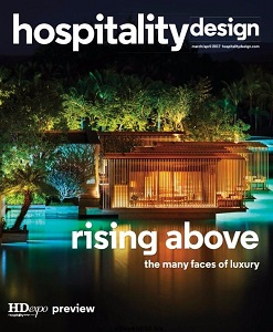 cover of Hospitality Design
