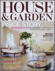 Cover of House and Garden (1998)