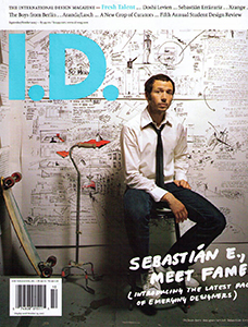 Cover of ID: The Magazine of International Design