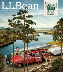 cover of L.L. Bean catalog