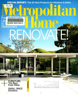 Cover of Metropolitan Home