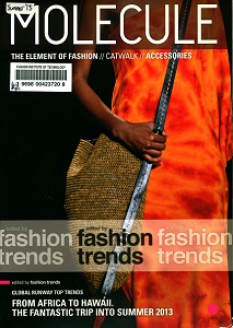 Cover of Molecule, Fashion/Catwalk/Accessories