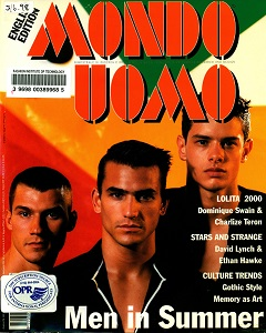 Cover of Mondo Uomo