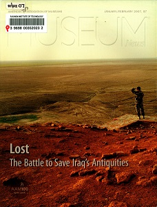 Cover of Museum News