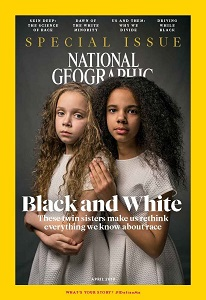 cover of National Geographic