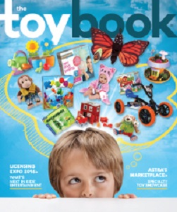 cover of the Toy Book