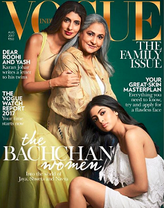 cover of Vogue India