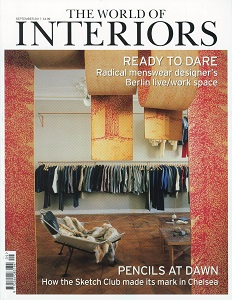 cover of World of Interiors