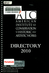 cover of AIC Directory