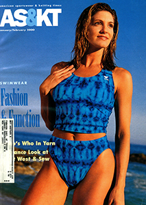 Cover of American Sportswear and Knitting Times