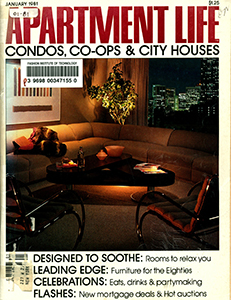 Cover of Apartment Life