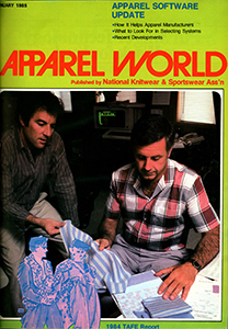 Cover of Apparel World