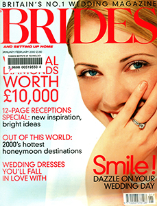 Cover of Brides and Setting Up Home