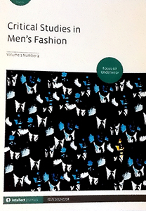 Cover of Critical Studies in Men's Fashion