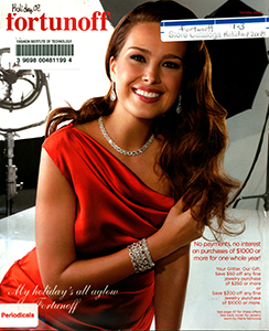 Cover of Fortunoff catalog