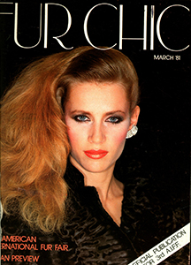 Cover of Fur Chic