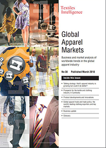 Cover of Global Apparel Markets