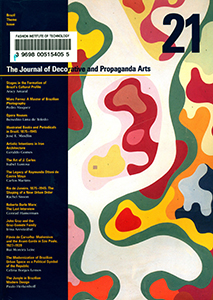 Journal of Decorative and Propaganda Arts