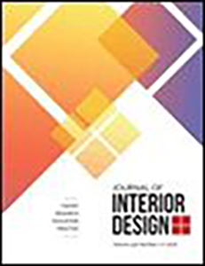Cover of Journal of Interior Design