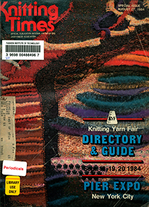 Cover of Knitting Times