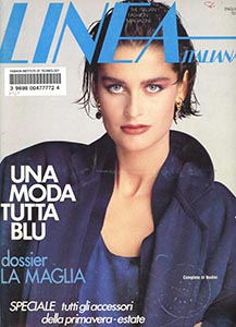 Cover of Linea Italiana
