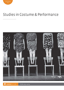 Cover of Studies in Costume and Performance