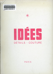 Cover of Idees