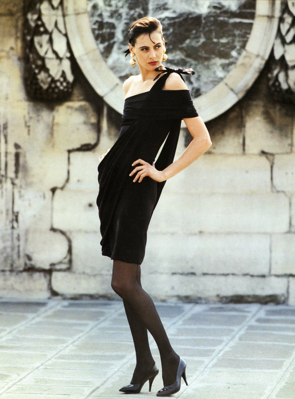 Image of little black dress from Chanel (Firm)