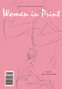 cover of Women in Print magazine