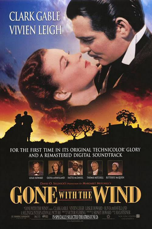 Gone With the Wind [DVD] 1939