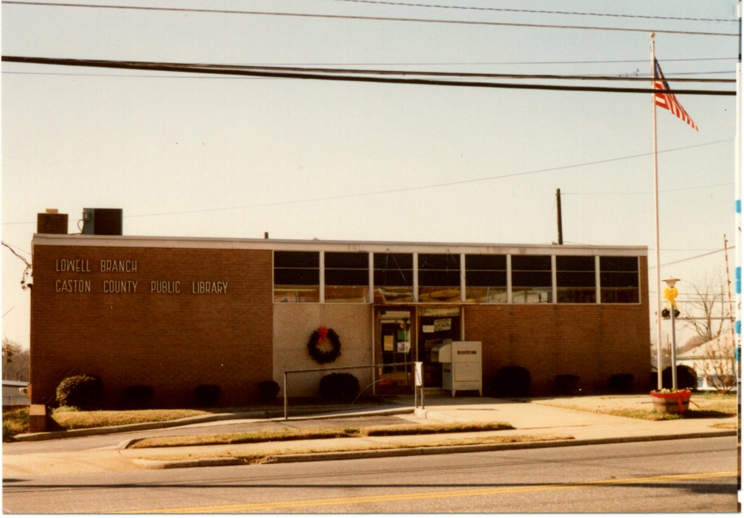 Lowell Branch Library 1960 (3)