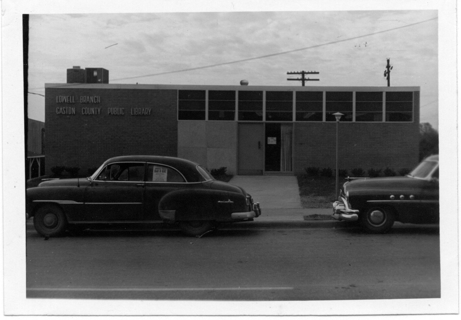 Lowell Branch Library 1960 (2)