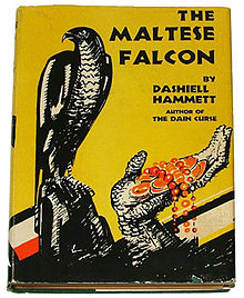 The Maltese Falcon 1930 Dashiell Hammett