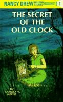 The Secret of the Old Clock 1930