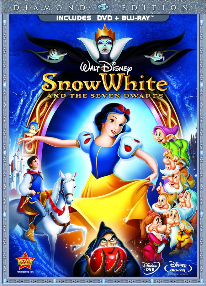 Walt Disney Snow White 1937