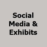 Social Media and Exhibits