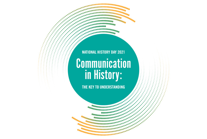 History Day 2021 - Communication in History logo