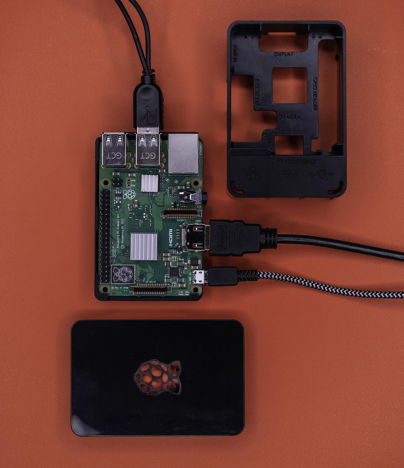 A Raspberry Pi Kit