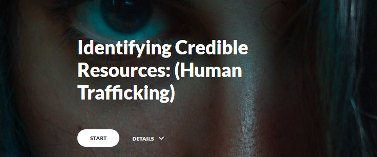 Identifying Credible Resources