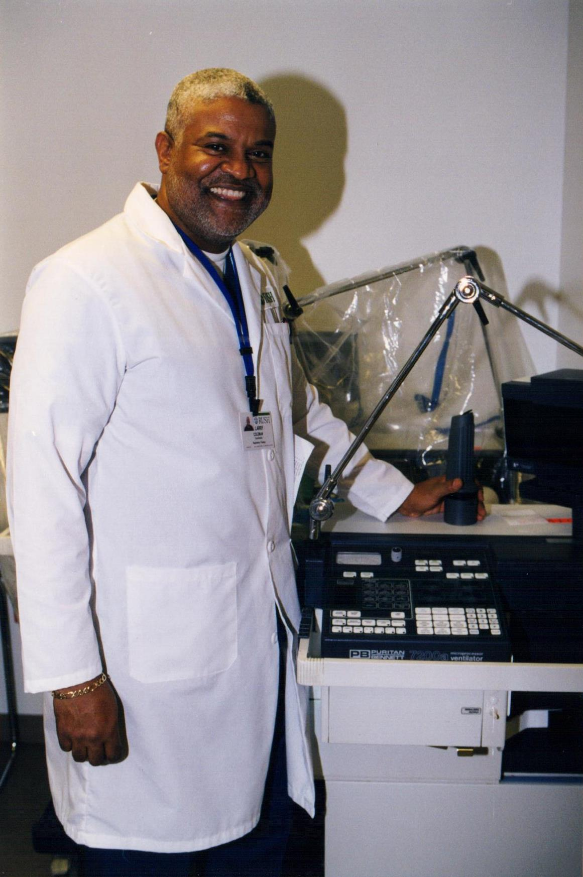 New Year's Eve at Rush, 1999, Larry Coleman, RRT