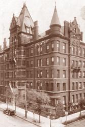 Jones Building, 1910