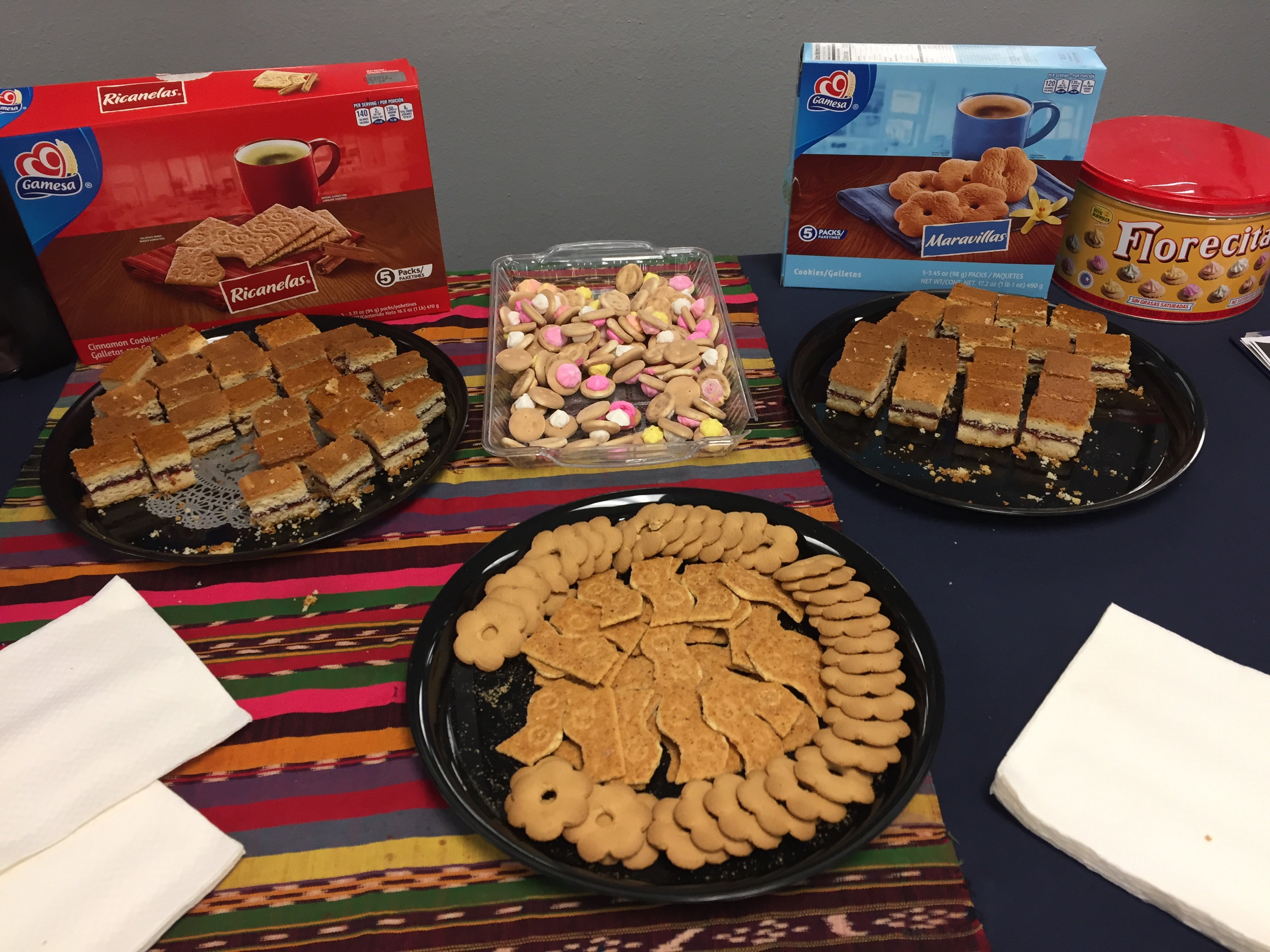 Hispanic treats at Cafe Hispano