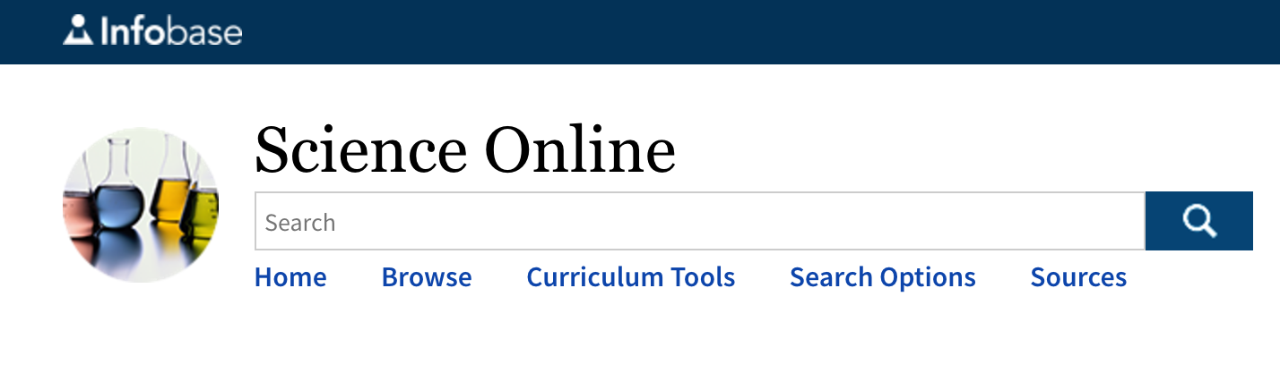 Science Online Database