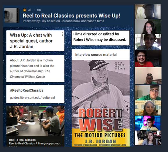 padlet Wise up podcast image