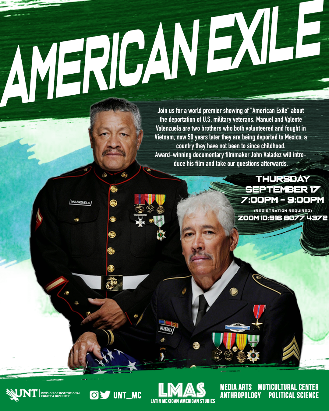 Film pic American Exile