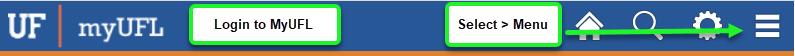 MyUFL banner image